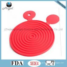 Cozinha Cozinha Utencil Silicone Placemat Pan Pot Mat Sm28