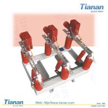 FDZ13-12 / T630-16 Serie Outdoor AC Hochspannungs-Vakuum automatische Unterabschnitt Leistungsschalter