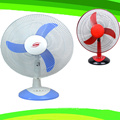 16 Inches 12V DC Table Fan Desk Fan Solar Fan (FT-40AC-B)