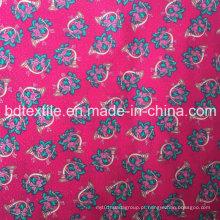 Popular Design Hot Selling 100% tecido de algodão impressão reativa para Walmart