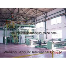 Single S PP Spunbond Non-Woven Fabric Production Line