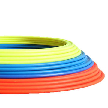 Durable Portable Football Soccer Speed Training Circles Agility Rings