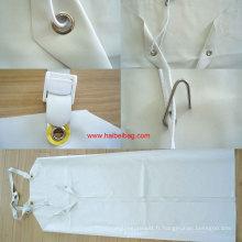 Tablier antibactérien en caoutchouc pour abattoir (HBAP-2)