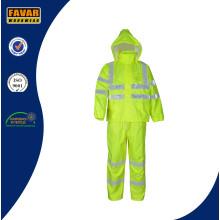 Hallo tragen Vis atmungsaktiv Wasser Beweis Regen Anzug/Regen