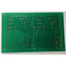 Grüne Pumpensteuerung PCB