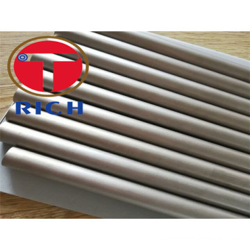 Gr12 Titanium Tube For Automobile Exhaust Pipe