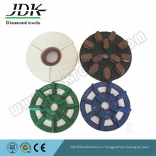 Дисковая буфферная плита с алмазным покрытием из смолы