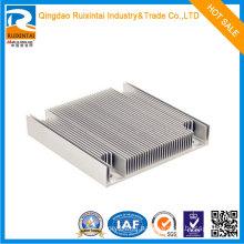 Customized Stamping Sheet Aluminum Heat Sinks, Aluminum Alloy Heat Sinks
