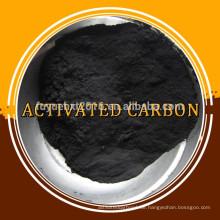 Schwarzes Pulver Aktivkohle GN-520B für Lithium-Batterie Material