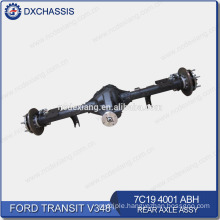 Genuine Transit V348 Rear Axle Assy 7C19 4001 ABH