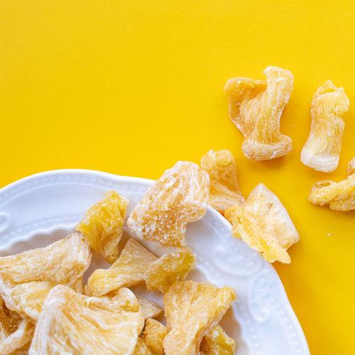 Healthy Snack prue Natural Dry Fruit Pineapple dry