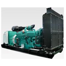 Manufacturers Provide Open Frame Generators Big Size Portable Diesel Generator