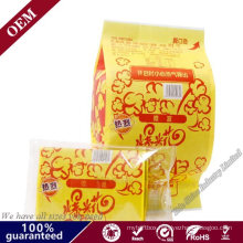 Custom Microwave Popcorn Bags with Bulk Capacity of Microwave Popcorn