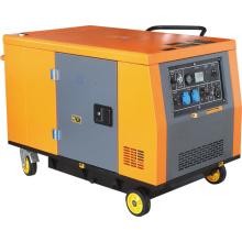 Super Silent Diesel Generator with ATS 10gf-S (10KW)