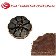 2016 hot sale high quality regulate blood sugar level organic black garlic powder