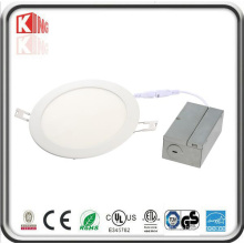 Energy Star 4 Inch Super Thin Recessed Round LED Panel Light with Junction Box