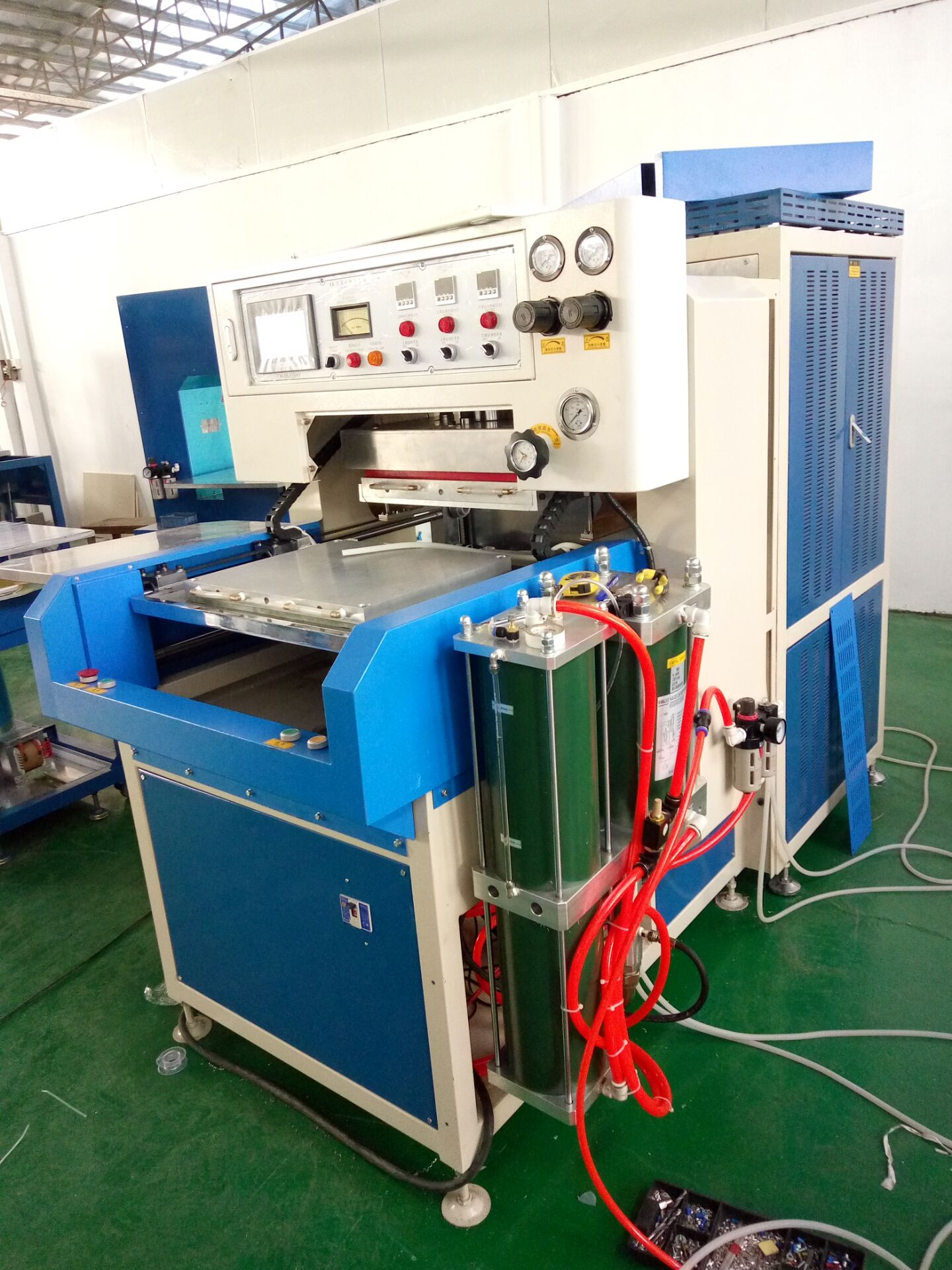 15KW shoe welding machine