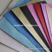 Glitter cardstock paper wholesale scrapbook paper
