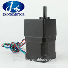 42mm(NEMA17) 4.4kg.cm Common Gearbox Stepping Motor with factory price and high quality