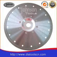 Lame de scie circulaire: lame de scie frittée de 230 mm
