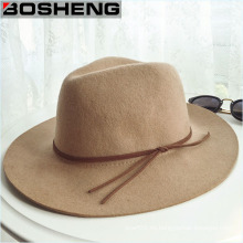 Sombrero de vaquero occidental de las lanas del mundo de la vendimia de la promoción