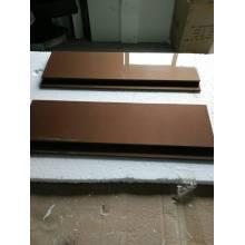 Venta al por mayor de la fábrica Precio barato de China moderna laca Laminado cocina puerta del gabinete