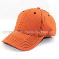 Microfibra 100% poliéster de tela Golf Gorra de béisbol (TRNB092)