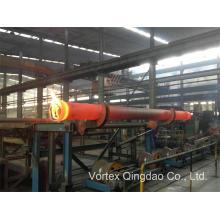 Vortex Centrifugal Ductile Iron Pipe