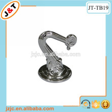 high quality small metal curtain rod tieback
