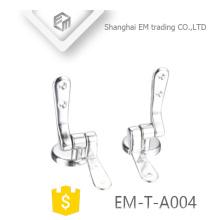 EM-T-A004 polissant le siège de toilette en laiton doux de serrure ferme des articles sanitaires