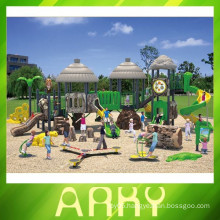 2015 children's healthy development outdoor Playground Equipment