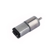 Mini 3.6v Reduction Dc Motor With Gearbox