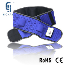 Weight lose Belt Heat Vibrator ceragem slim belt YC-1039 tummy slimming belt
