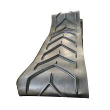 800mm width c15 chevron pattern rubber conveyor belts