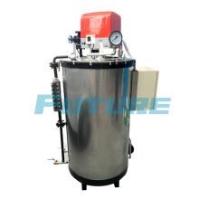 300kg / H Vantagens competitivas Watertube vertical óleo (gás) ateado fogo a caldeira de vapor