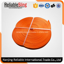 Heavy Duty Polyester Flat Color Code Sling Belt