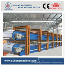 High Speed 6 Meter Discontinuous PU Sandwich Panel Production Line