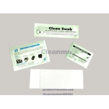 Bank Equipment Maintenance Kit, cards,wipes and swabs