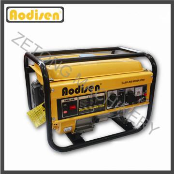 Generador de poder portátil pequeño de la gasolina / de la gasolina del uso en el hogar 2kw