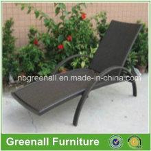 Outdoor Rattan Antique Chaise Lounge Stuhl
