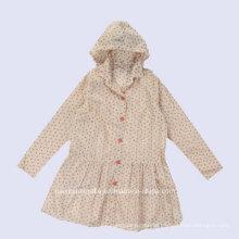 New Style Adult Plastic Women Raincoats