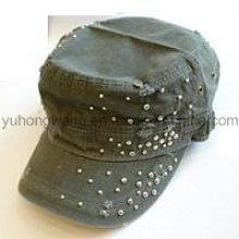 Casquillo del ejército del béisbol de la alta calidad, sombrero de los deportes