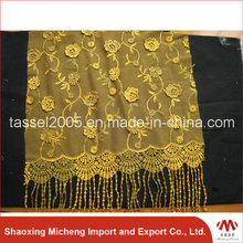 Hot Sell Guipure Lace with Stone 3023