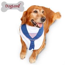 En gros XL Chien Pet Bandana Accessoires Anchor Chien Pet Bow Tie Écharpe