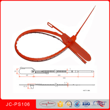 2016 Jcps-106 Remove by Hand Self-Locking Plastic Seal