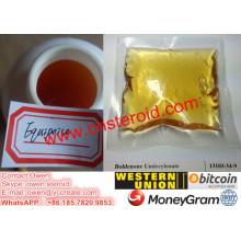 Boldenone Undecylenate Injectable Equipoise Huile Steroid Hormone Prix de gros