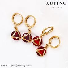 27145-Xuping Top Sale Imitation Drop Earring Design