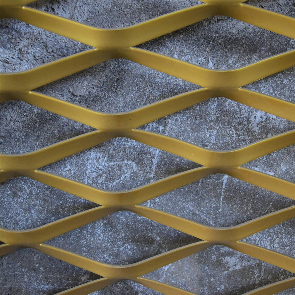 Expanded Metal Mesh 015