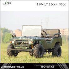Mini Jeep Willys Jeep Radiador Motor CVT Mini Jipe para Crianças China Fabricante