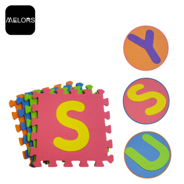 Melors ECO Friendly EVA Piso educativo Baby Play Puzzle Mat